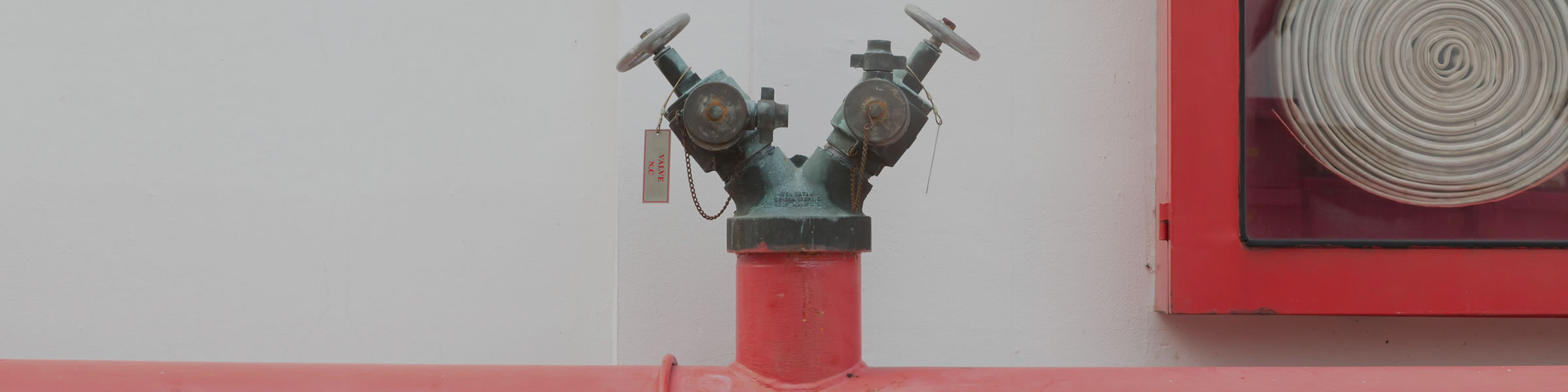 Fire protection equipment maintenance